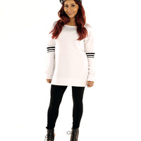 Long Sleeve Pullover Top – The Snooki Shop