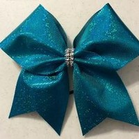 Custom Made Cheer Bows - The Best Quality and Ready to Ship!
