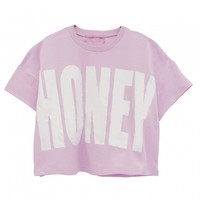 big logo short sweat | HONEY MI HONEY