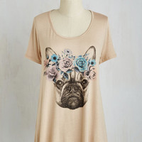 Critters Long Short Sleeves Sprout an Idea Top