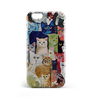 Some Cat Case for iPhone 7 7Plus & iPhone se 5s 6 6 Plus Best Protection Cover +Gift Box