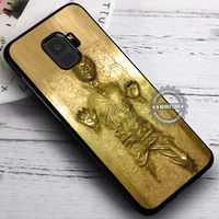 Golden Carbonited Man Star Wars Han Solo iPhone X 8 7 Plus 6s Cases Samsung Galaxy S9 S8 Plus S7 edge NOTE 8 Covers #SamsungS9 #iphoneX