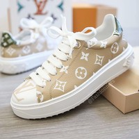 Louis Vuitton Lv Time Out Sneaker #2242