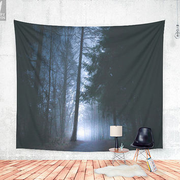 Some rainbows lie Wall tapestry
