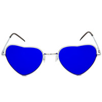 Lennon Love Sunglasses - Midnight Blue