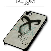 Mortal instrument the chosen one iPhone 4, iPhone 4s, iPhone 5, iPhone 5s, iPhone 6, iPhone 6+,iPod 4, iPod 5 case