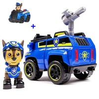 Paw Patrol dog patrol car chase vehicle Toy Dog Patrulla Canina Action Figures Juguetes toys