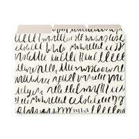 kate spade new york Hidden Meaning File Folders