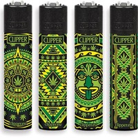 Clipper Mayan Series (4 Pack)
