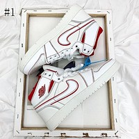 Air Jordan 1 casual high-top sports basketball shoes