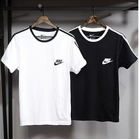 Fashion Online Charmvip Nike Men And Women Classic Tee Shirt T-shirt