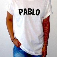 Pablo - Unisex T-shirt for Women - shpfy