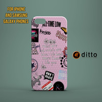 I LIKE BANDS Design Custom Case by ditto! for iPhone 6 6 Plus iPhone 5 5s 5c iPhone 4 4s Samsung Galaxy s3 s4 & s5 and Note 2 3 4