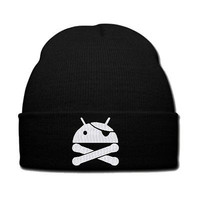 android snapback hat android knit hat beanie
