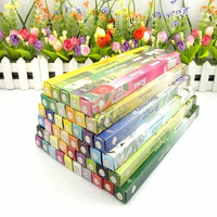 India hand made 100% Natural fruit flavor oriental flavor massage incense yoga incense@DXY = 1931868036