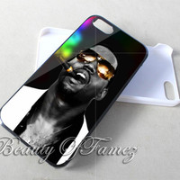 Kanye West Gold Glasses iPhone Case And Samsung Galaxy Case