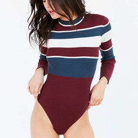Out From Under Collegiate Sweater Bodysuit - Urban Outfitters