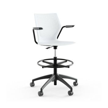 MultiGeneration High Task Chair with Arms by Knoll