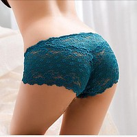 New Arrival Lace Floral Underwear Women's Panties