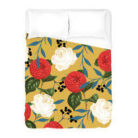 Floral Obsession Duvet Cover