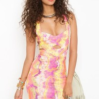 Venom Cutout Dress in  What's New at Nasty Gal
