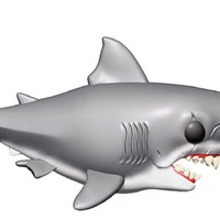 """Jaws: 6"""" Jaws"""