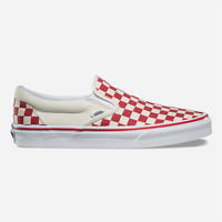 VANS Primary Check Womens Slip-On Shoes