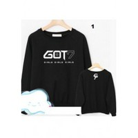 GOT7 - Goods : Logo Sweater Long Sleeve T-Shirt [AEX]