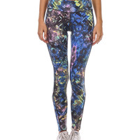 Geometric Multicolor Leggings