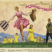 The Sound of Music 22x28 Movie Poster (1965)