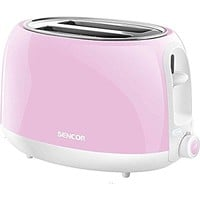 2 Slice Electric Toaster Color: Pastel Pink
