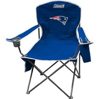 New England Patriots NFL Cooler Quad Tailgate Chair