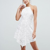 Keepsake Plain Sight Mini Dress at asos.com