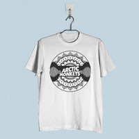 Men T-Shirt - Arctic Monkeys Mandala