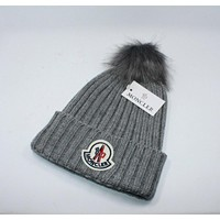 Moncler Fashion Knitted Hat 6 Colors 1024#