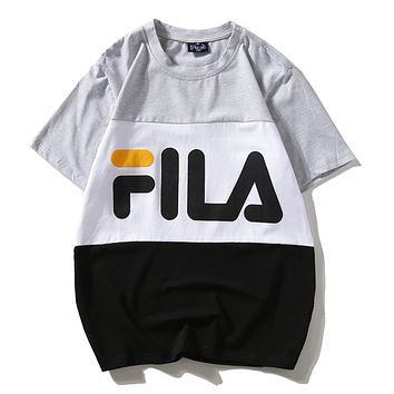 Boys & Men Fila Fashion Casual Shirt Top Tee