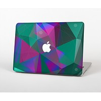 """The Raised Colorful Geometric Pattern V6 Skin for the Apple MacBook Air 13"""""""