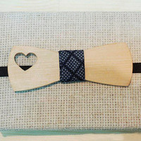 Handmade wooden bow-tie Handcrafted bow tie  Men accessories  Male accessories Evening wear for men Present for him Gift for Him Men wear