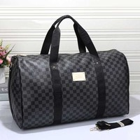 Goyard Women Travel Bag Leather Tote Handbag Shoulder Bag 2