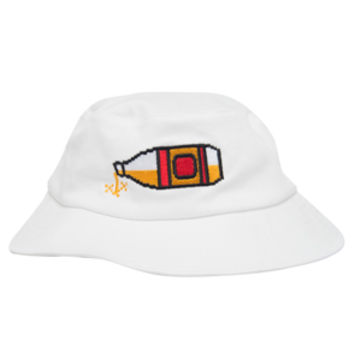 For The Homies Bucket Hat - White