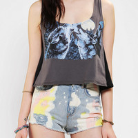 SNAP Molly Cropped Tank Top