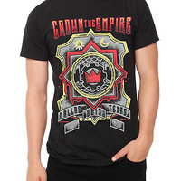 Crown The Empire Texas Slim-Fit T-Shirt | Hot Topic
