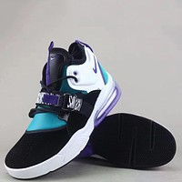 Trendsetter Nike Air Force 270  Fashion Casual  Sneakers Sport Shoes