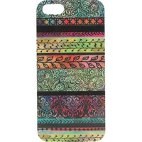 With Love From CA Tapestry Fusion iPhone 5/5S Case - Womens Scarves - Multi - NOSZ