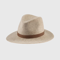 Julia Wool Hat - Natural