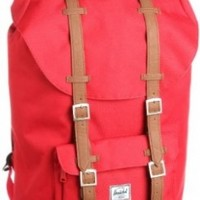 Herschel Supply Co. Little America Backpack Red One Size