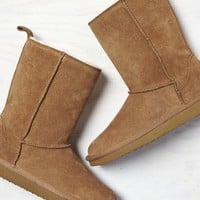 AEO Women's Cozy Suede Boot