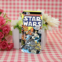 star wars marvel Style Whoesell and Retail White Hard Case Cover for Apple iPhone 5 5s 4 4s 5c 6 6s plus