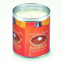 Baked Pumpkin Pie Scented Candle