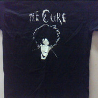 The Cure  band punk rock music cool t-shirt